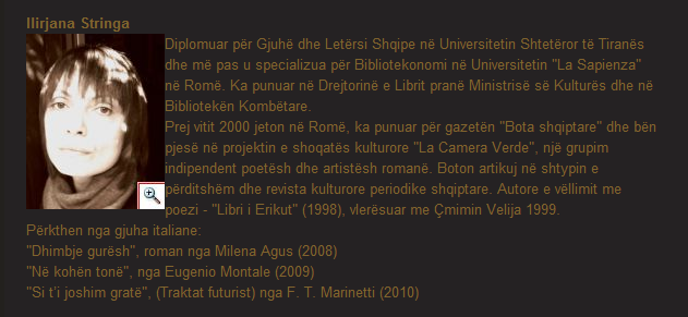 Profil i Ilirjana Stringa (finisterre)